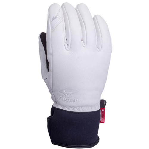CONBINATION LEATHER 3FINGER GLOVES