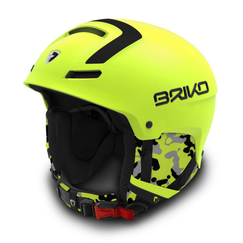 FAITO - MATT YELLOW FLUO BLACK